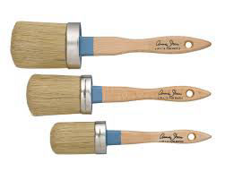 Brushes from Cling On!, Fusion & Annie Sloan