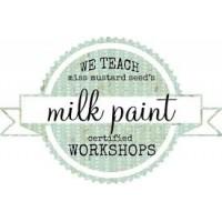 Ateleir Miss Mustard Seed peinture au lait