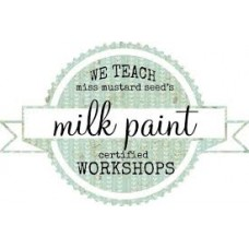Miss Mustard Seed-s Milk Paint - Workshop 1