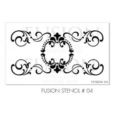 Fusion stencil 4