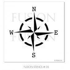 Fusion stencil 5