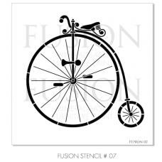 Fusion stencil 7