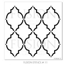 Fusion stencil 11